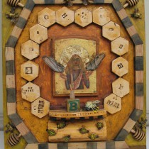 Liisa Rahkonen Food Shrines, Honey Bee