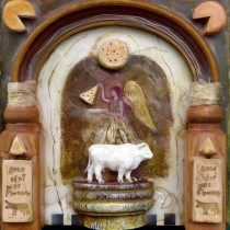 Liisa Rahkonen Food Shrines, Goat Cheese
