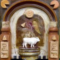 Liisa Rahkonen Food Shrines, Goat Cheese