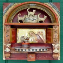 Liisa Rahkonen Shrines, Cat Love