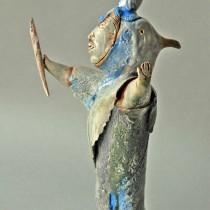 Liisa Rahkonen Ceramics, Seagull Dancer